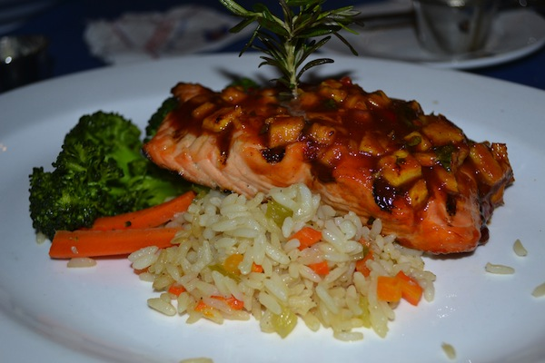 Salmon--with-Tropical-Salsa,-Coronado-Yacht-ClubDSC_1159