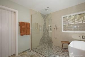 Dramatic Bathroom Remodel 1