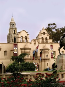 Balboa Park's House of Charm houses the Mingei International Museum.