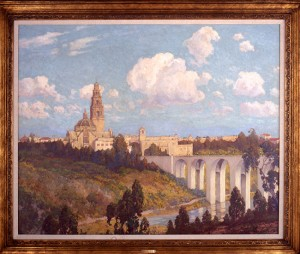 California Tower by Maurice Braun, 1915. Collection of the San Diego History Center, gift of the Thomas W. Sefton family.