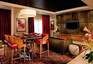 Accommodations at Hotel 32 at the Monte Carlo includes a Personal Suite Assistant to attend to your needs.