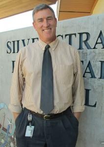 Silver Strand Elementary School Principal Bill Cass.