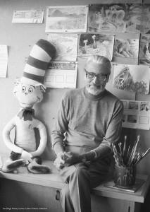 Dr. Seuss, aka Theodor Geisel
