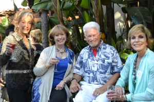 Marianna Polles, Carole Hoover-Head, R.G. Head, and Doug St. Denis