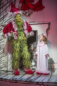 Nov. 15-Dec. 27: Dr. Seuss' How the Grinch Stole Christmas