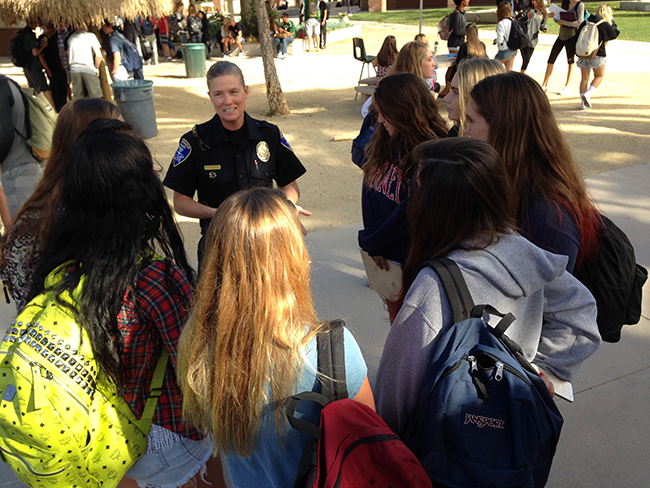 Resource police officer assigned to CUSD – Coronado ...