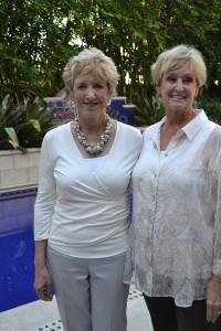 Linda Dorn and Sharyn Blongiewicz
