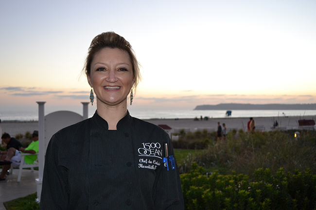 New chef de cuisine at 1500 OCEAN brings fresh twist on coastal flavors