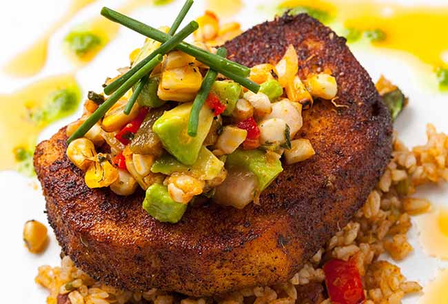 Blackened Swordfish Recipes It's easy to get hooked on bluewater ...