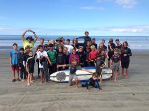 Stan Searfus Blue Wave Coronado Surf Academy