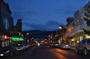 Park City's Main Street sports a Western motif and bustles with art galleries, boutiques and restaurants.