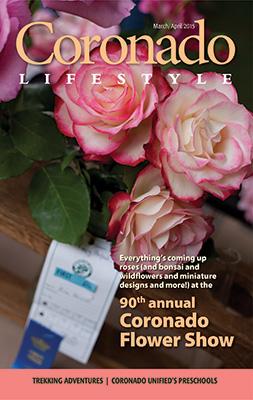 coronado lifestyle magazine march april