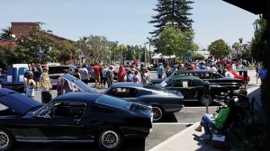 25th annual Motorcars on MainStreet