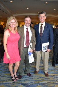 Sally and Dr. Kevin Considine, Tom Smisek