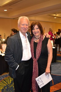 Rich and Victoria Brady; Rich Brady is CoSA Foundation board president.