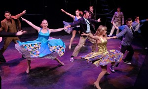 West Side Story presented by Lamb's Players Theatre through Aug. 2