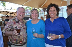 Jeff Tyler, Coronado office; Judy Preston, Bankers Hill office; Caroline Haines, Coronado office