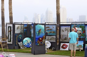 Art Walk at the Coronado Ferry Landing, Sept. 12 & 13