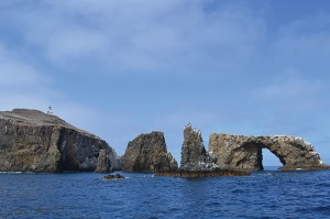 West Anacapa Island, part of Channel Islands National Park