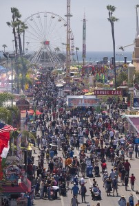 June 3-July 4: San Diego County Fair