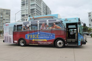 Coronado's Free Summer Shuttle May 27–Sept. 26