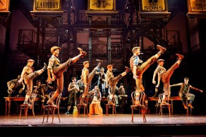 May 31-June 5: Disney's Newsies presented by Broadway San Diego. ©Disney. Photo by Deen van Meer