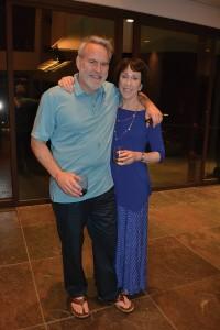 Dr. Jay Merritt and Carol Lazier