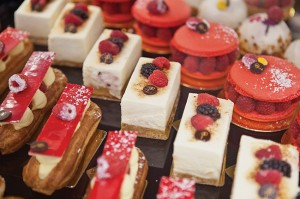 Sweet treats at Le Parfait Paris
