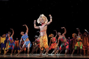 Sept. 7-Oct. 2: The Lion King, Photo by Joan Marcus