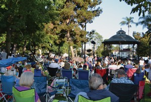 An expanded budget for Coronado Promenade Concerts in recent years has meant popular bands and larger crowds.