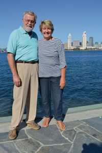 Bob and Gail Bardin have a passion for helping foster children and funding cultural programs that enrich a community's lifestyle.