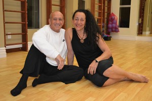 "Jean Pierre and Linda Marques opened Coronado's first yoga studio in 2000. ""Just like church, you take the teachings of yoga home with you. It's about love,"" said Jean Pierre. ""And compassion, patience, and taking better care of yourself,"" added Linda."