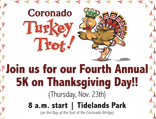 4th Annual Thanksgiving Day Turkey Trot 5K